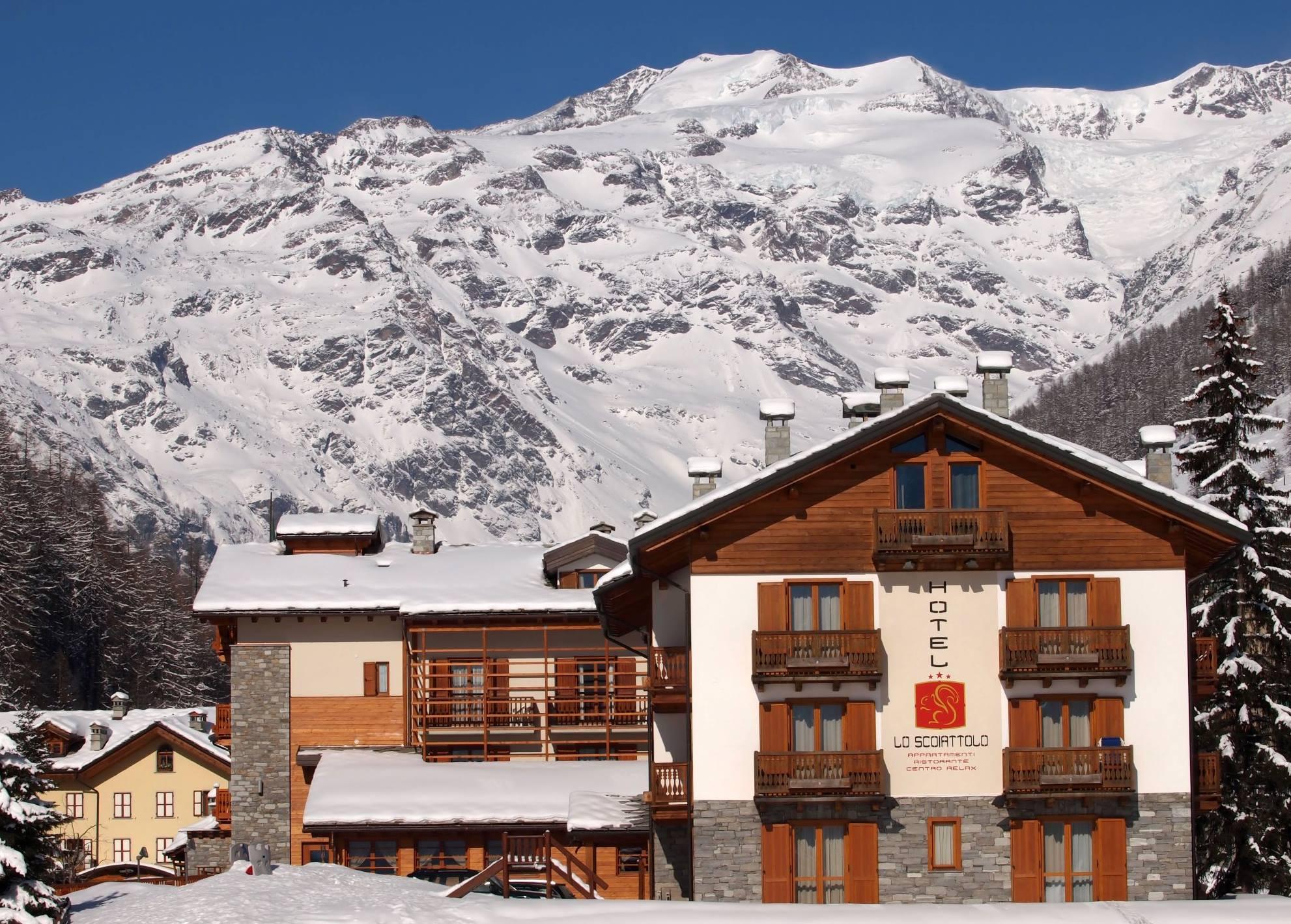 Hotel Lo Scoiattolo****
