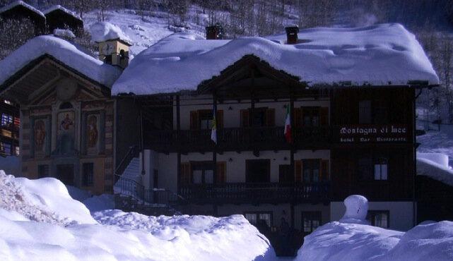 Hotel Montagna di Luce****
