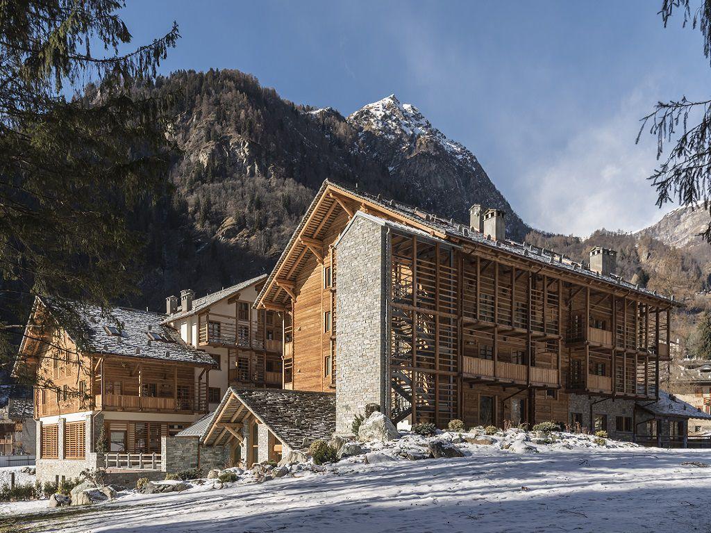 Alagna Freeride Alp Resort ****