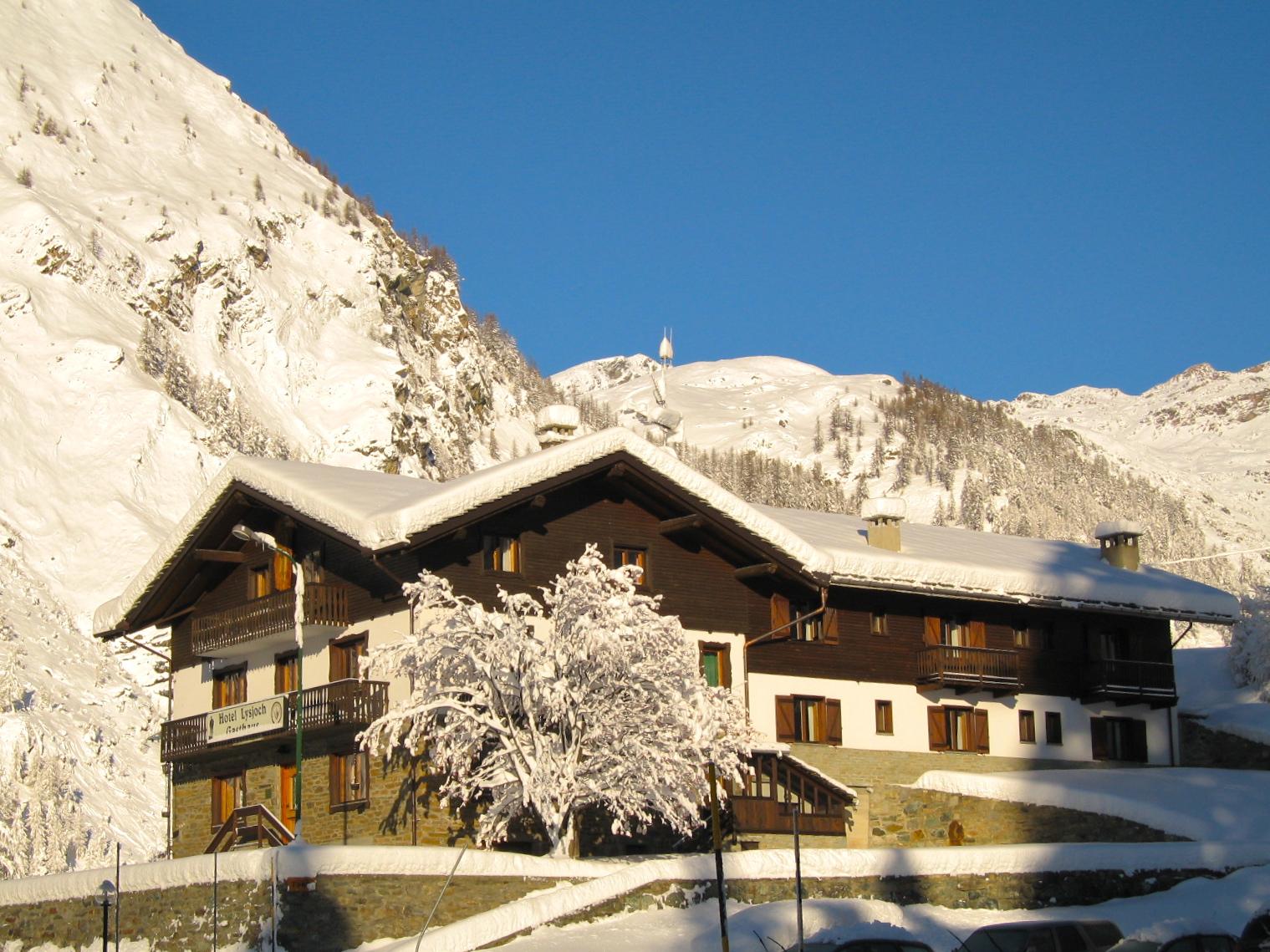 Hotel Lysjoch***